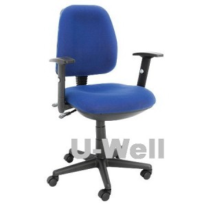 adjustable multifunction chair F201D-2 BLUE