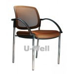 Office reception guest stackable chair S013