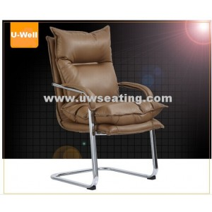 Mid back office reception guest chair L1185-3