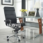 High back leather boss office chair