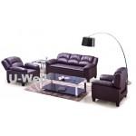 lounge sofa 818, recline sofa set