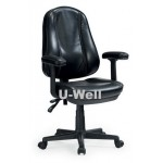 Multi fabric leather office staff chair F212P