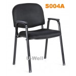 fabric student arms chair S004A
