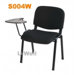 fabric traning chair with writing board S004W