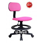 High stools without arm student study desk chair F001H