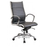 Leather boss office chair high back L183A-1