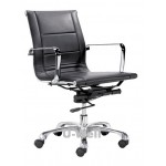 office revolving chair seating mid back L181B-2