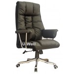 New Leather Boss office chair