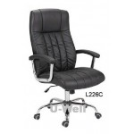 High quality stitching PU manager chair