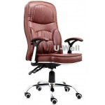 PU leather Reclining leisure chair