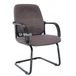Fabric mid back conference guest chair F2111-3