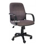 Fabric mid back task chair