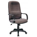 Fabric high back office swivel chair