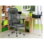 comfortable multi-office reclining chair L1137-1 black