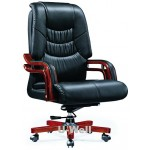 office boss chair with leather LW1006