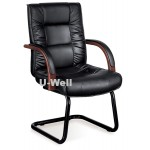 Low back leather visitor guest office chairs