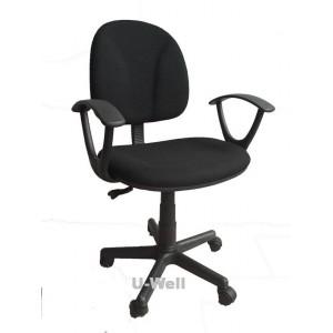2016 Swivel chair wholesaler F008A black