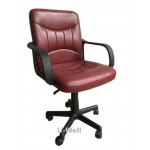 Hotsale Office chair L201 dark red