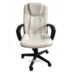White hotsale Manager chair L222