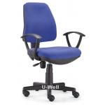 ComforTask Chair, Black Frame, Black Fabric T802A
