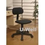 Computer desk chair F001SP black